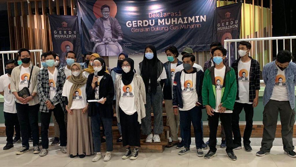 Milenial Muda Surabaya Deklarasi Dukung Muhaimin Iskandar Capres 2024