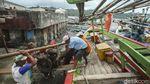 Intip Pembuatan Kapal Tradisional Cilacap Seharga Rp 50 Juta