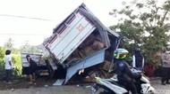 9 Jam Terjepit, Jasad Sopir Truk Maut di Cianjur Dievakuasi Petugas