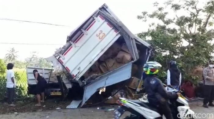 Kecelakaan di Cianjur