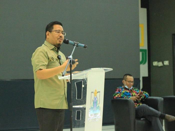 Ketua DPD Gerindra Jawa Timur Anwar Sadad