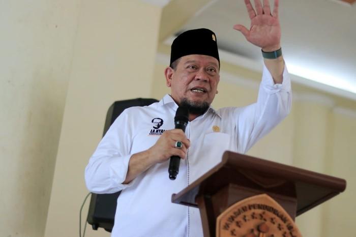 Ketua DPD LaNyalla