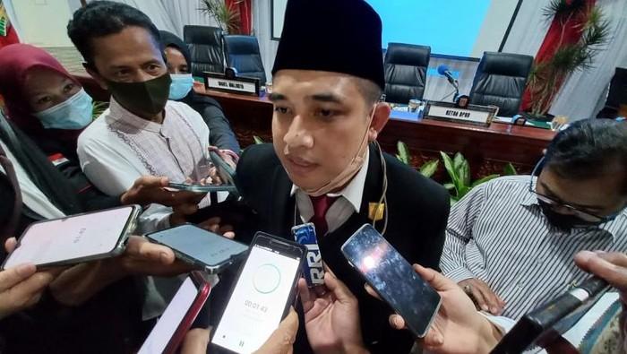Ketua DPRD Bukittinggi, Beny (Antara)