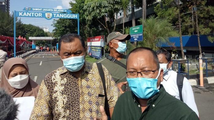 Korban laporkan anak Nia Daniaty terkait dugaan penipuan CPNS di Polda Metro Jaya