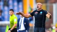 AS Roma Vs Napoli: Laga Sarat Emosi untuk Spalletti