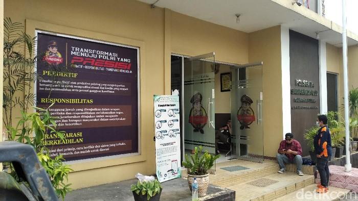 Mapolsek Samarinda Ulu, Samarinda, Kalimantan Timur