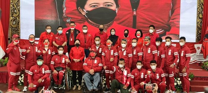 Megawati Beri Penghargaan-Bonus ke Atlet Paralimpiade Tokyo