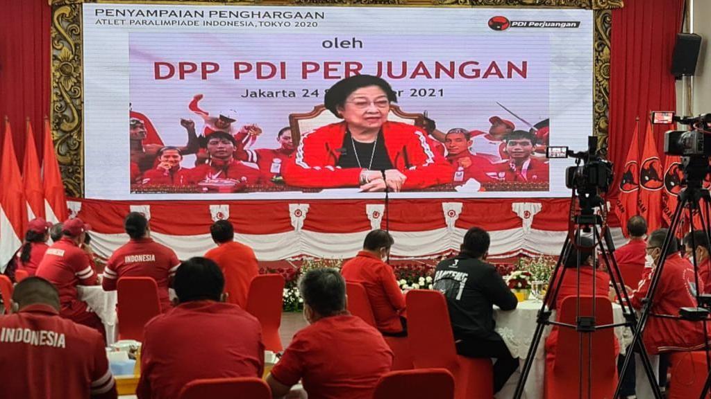 Megawati Cerita Di-lockdown Puan: 1 Tahun 9 Bulan Tak Bisa ke Mana-mana