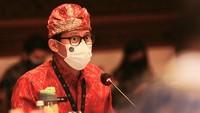 Sandiaga Rancang Pembukaan Bali untuk Wisman Bulan Depan