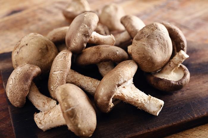 Menu Plant Based Food Daging dari Jamur Shitake