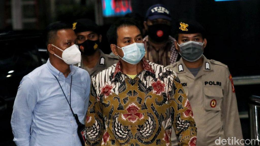 Azis Syamsuddin Ngaku Isoman, Dites Antigen Hasilnya Negatif