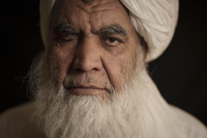 Mullah Nooruddin Turabi (AP Photo/Felipe Dana)
