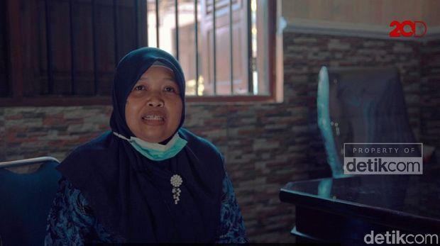 Kasi Pelestarian Sejarah Nilai Budaya dan Aksara Dinas Pariwisata dan Kebudayaan Kabupaten Karawang