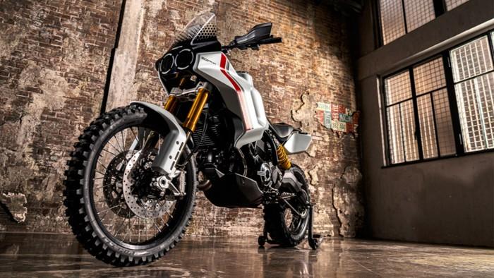New Ducati Desert X