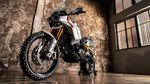 New Ducati Desert X Tantang Honda Africa Twin