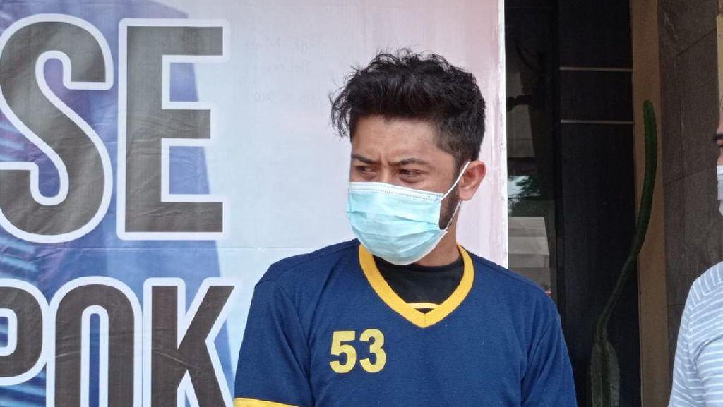 Polisi: Pembunuh TNI di Depok Persiapkan Pisau Lipat dari Rumah