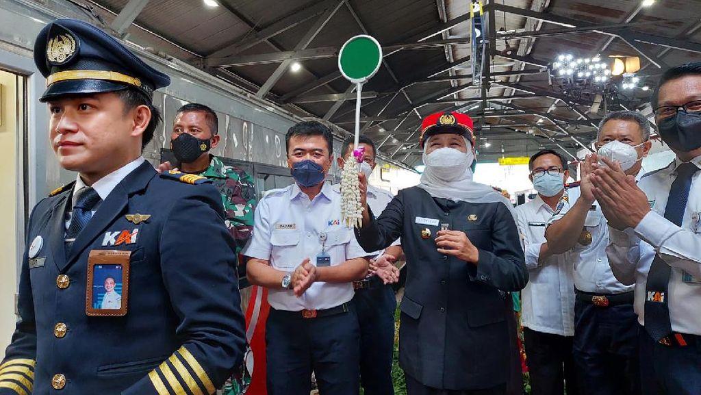 Asyik, Naik Kereta Api dari Surabaya ke Jakarta Kini Lebih Cepat 20 Menit