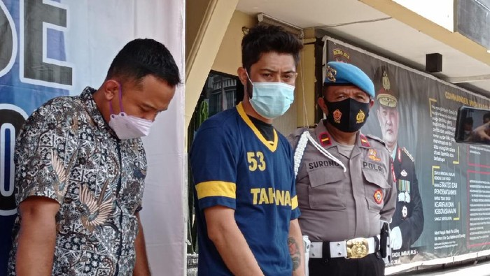 Polisi tangkap pelaku pembunuhan anggota TNI di Depok