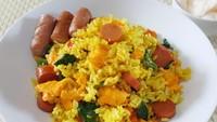 Resep Nasi Goreng Enak, Bumbunya Pakai Kunyit yang Harum Berkhasiat