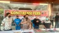 Komplotan Maling Spesialis Bobol Brankas Minimarket di Jateng Dibekuk