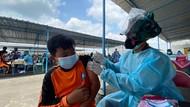 Serbuan Vaksin TNI AU Sasar Anak Usia Sekolah di DIY demi Dukung PTM