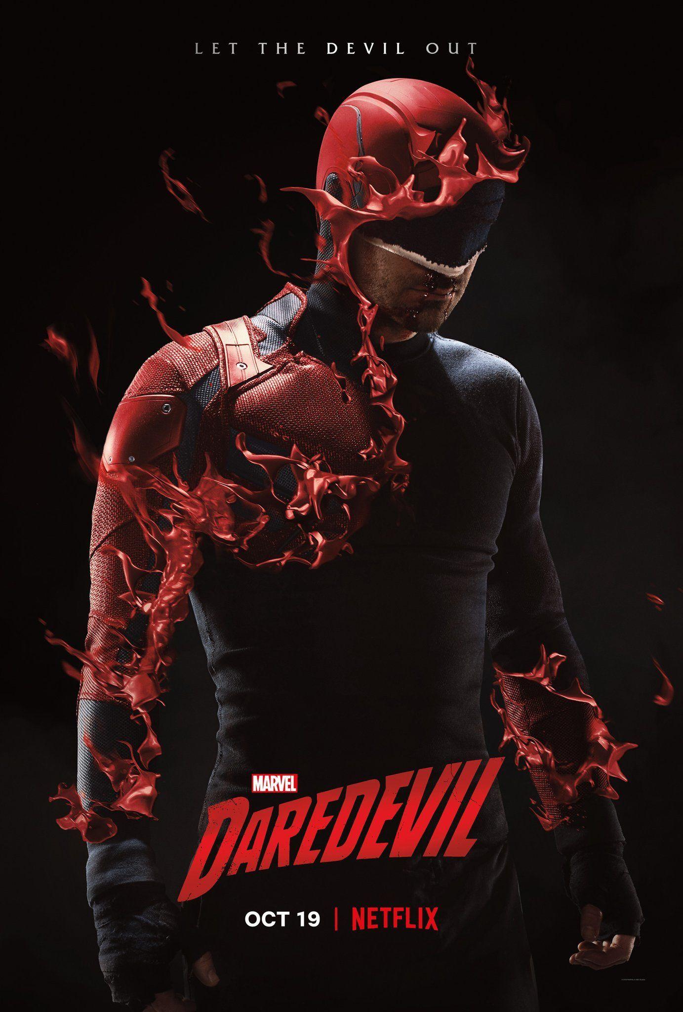 Rekomendasi serial superhero di Netflix.