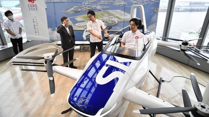 Taksi Terbang Jepang