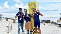 Jawa Barat Juara Umum Eksibisi Triathlon PON XX/2021