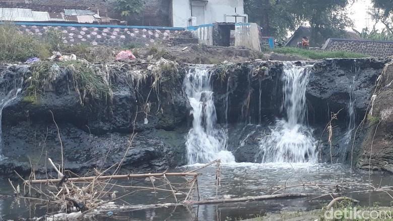 Wisata Air Terjun Mini yang Sempat Hits di Pasuruan Ini Terpuruk karena PPKM