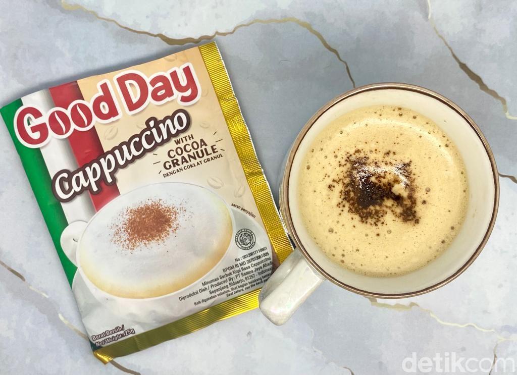 5 Cappuccino Instan Rp 2 Ribuan, Mana yang Rasanya Paling Mantap?