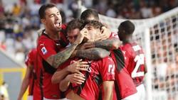 Spezia Vs Milan: Maldini Cetak Gol, Rossoneri Menang 2-1