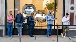 Antrean Pembeli iPhone 13 Kurang Heboh, Kenapa Nih?