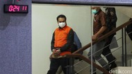 Setelah Dijemput Paksa, Azis Syamsuddin Ditahan KPK