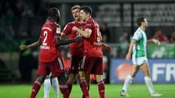 Greuther Fuerth Vs Bayern: 10 Pemain Die Roten Menang 3-1