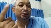 Chef Haryo Sebut Harapan Hidupnya Tinggal 70 Persen karena Sakit Jantung