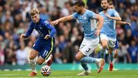 Chelsea Vs Manchester City Masih Tanpa Gol di Babak Pertama