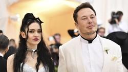 Perjalanan Cinta Elon Musk dan Grimes, Putus Setelah Punya Anak Bersama