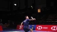 Piala Sudirman 2021: Anthony Buka Keunggulan Indonesia atas Rusia