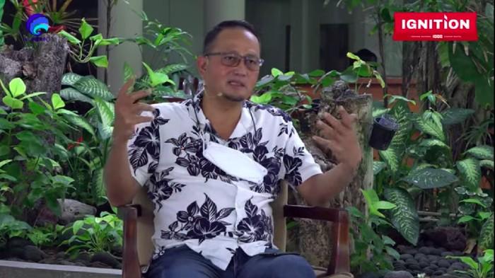 Ignition Gerakan Nasional 1.000 Startup Digital di Bali