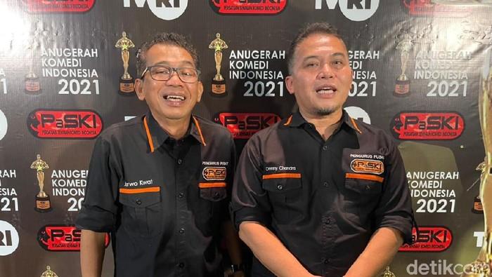 Jarwo Kwat sebagai Ketua Umum PaSKI dan Denny Chandra sebagao Wakil Ketua PaSKI
