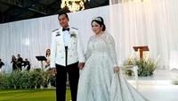 Potret Bahagia Joy Tobing Dinikahi Kolonel TNI