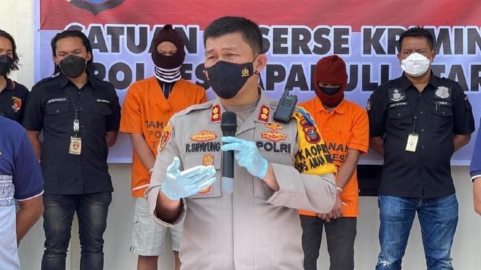 Kapolres Tapanuli Utara, AKBP R Sipayung (dok. Polres Taput)