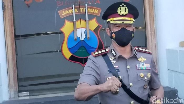 Kapolrestabes Surabaya Kombes Akhmad Yusep Gunawan