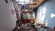 Rumah Terbakar Dipicu Elpiji Bocor di Bandung, 8 Orang Luka