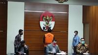 Azis Syamsuddin Tersangka Suap Penanganan Kasus Korupsi di Lampung Tengah