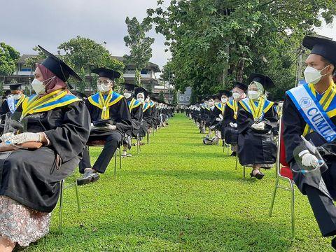 Kisah Mahasiswa Asing yang Lulus dan Wisuda Langsung di Universitas Muhammadiyah Purwokerto