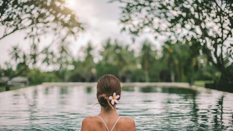 kolam renang di bali