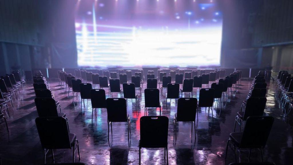 Pemerintah Izinkan Konferensi hingga Konser, Asal...