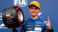 Hasil Kualifikasi F1 GP Rusia: Lando Norris Rebut Pole Position