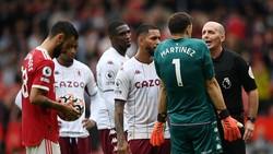 Kiper Aston Villa Ledek MU, Grealish: Lucu!
